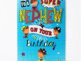 Gigantic Birthday Cards Giant Birthday Card Super Nephew Only 99p