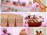 Giraffe Birthday Party Decorations the Smelly Life Giraffe Birthday Bash