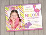 Girl Dinosaur Birthday Invitations 15 Dinosaur Birthday Invitations Free Psd Vector Eps