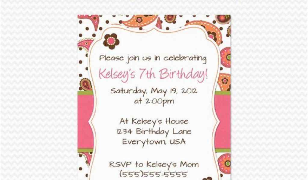 Download By SizeHandphone Tablet Desktop Original Size Back To Girly Birthday Invitations Free Printable