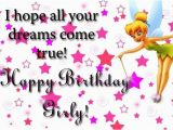 Girly Happy Birthday Quotes Girly Happy Birthday Quotes Quotesgram