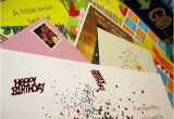 Glitter Bomb Birthday Card Birthday Card Glitter Bomb Send Glitter Funky Delivery