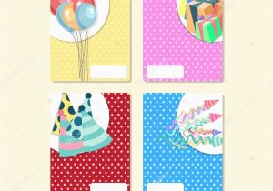 Gmail Birthday Cards Simple Cute Birthday Card Stock Vector C Prodesign481