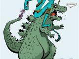 Godzilla Birthday Card I See You Godzilla Pics