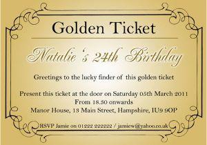 Golden Birthday Invitation Wording 10 Personalised Hen Night Invitations Willy