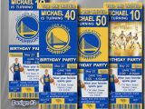 Golden State Warriors Birthday Invitations top Golden State Birthday Invitations Images for Pinterest