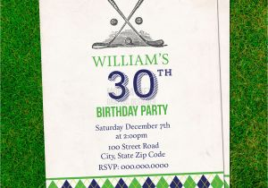 Golf Birthday Cards Free Printable Vintage Invitation Retirement Card