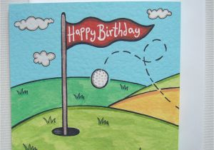 Golf Birthday Cards Free Printable The Terrific Amazing Pics Chateau Du