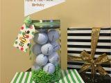 Golf Birthday Gifts for Him Birthday Gift for A Golfer Cricut Pinterest Golf