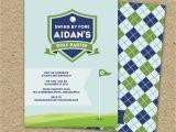 Golf themed Birthday Invitations Golf themed Birthday Invitations Ideas Bagvania Free