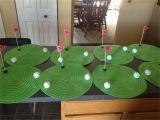 Golf themed Birthday Party Decorations Golf themed Birthday Party these Center Pieces Were Made