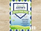 Golf themed Birthday Party Invitations Golf themed Birthday Invitations Ideas Bagvania Free
