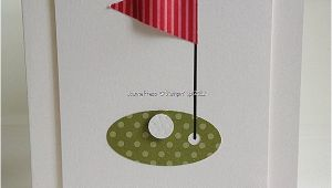 Golfing Birthday Cards Kt Hom Designs Golfing Card for Dad 39 S Birthday