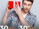 Good 30th Birthday Gifts for Him 30 Awesome 30th Birthday Gift Ideas for Him