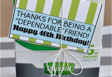 Good 40th Birthday Gifts for Him Birthday Gifts for Him Depends Printable