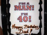 Good 40th Birthday Gifts for Husband 40th Birthday Cake for My Husband for the Home