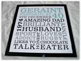 Good 40th Birthday Presents for Husband 40 Gifts for Him On His 40th Birthday Stressy Mummy