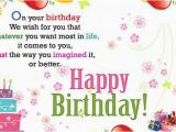 Good Birthday Card Sayings Happy Birthday Cards Images Wishes and Wallpaper with