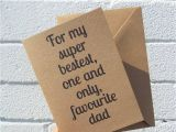 Good Birthday Cards for Dad Favourite Dad Funny Birthday Card for Father 39 S by Good Day