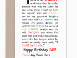 Good Birthday Cards for Dad Good Happy Birthday Card for Dad Happy Birthday