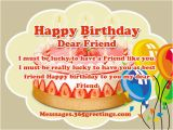 Good Birthday Cards for Friends Happy Birthday Wishes for Friends 365greetings Com