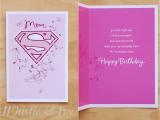 Good Mom Birthday Cards Mothers Birthday Cards My Birthday Pinterest Mother