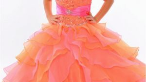 Gowns for 7th Birthday Girl 18 Best Gown Pegs for Dana 39 S 7th Birthday Images On