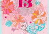 Granddaughter 13th Birthday Card Your Time to Shine 13th Birthday Card for Granddaughter