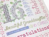 Granddaughter 16th Birthday Cards 16th Birthday Greetings Granddaughter atletischsport