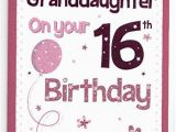 Granddaughter 16th Birthday Cards for A Special Granddaughter On Your 16th Birthday Card