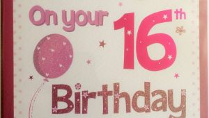 Granddaughter 16th Birthday Cards Granddaughter 16th Birthday Card Ebay