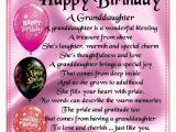 Granddaughter 1st Birthday Card Verses 65 Popular Birthday Wishes for Granddaughter Beautiful