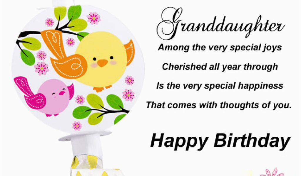 Download By SizeHandphone Tablet Desktop Original Size Back To Granddaughter 1st Birthday Card Verses