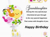 Granddaughter 1st Birthday Card Verses Birthday Quotes for Granddaughter Quotesgram
