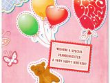 Granddaughter Birthday Card Images Sweet Birthday Wishes for Granddaughter Wishesquotes