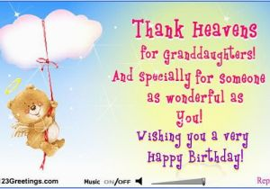Granddaughter Birthday Cards For Facebook Free Granddaughters