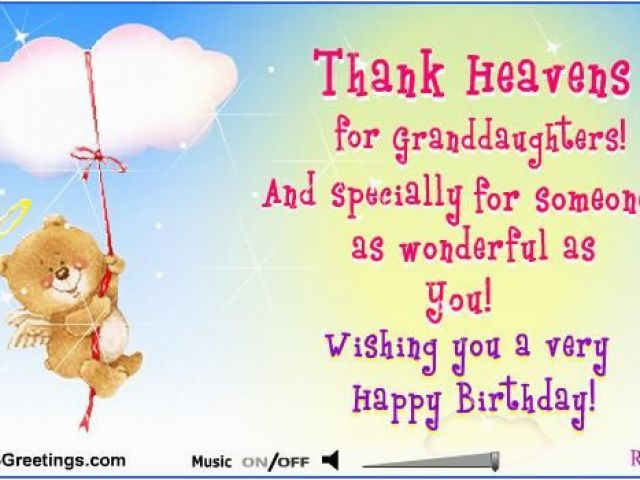 Download By SizeHandphone Tablet Desktop Original Size Back To Granddaughter Birthday Cards For Facebook