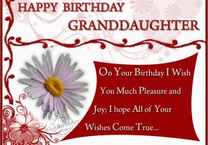 Granddaughter Birthday Cards For Facebook Happy Quotes Quotesgram