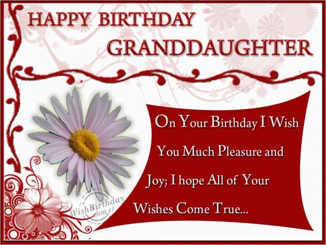 Download By SizeHandphone Tablet Desktop Original Size Back To Granddaughter Birthday Cards For Facebook