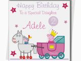 Granddaughter First Birthday Card Personalised Personalised Girl Daughter Granddaughter First 1st 2nd 3rd