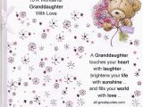 Granddaughter In Law Birthday Card Birthday Poems to Sister In Law Just B Cause