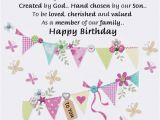 Granddaughter In Law Birthday Card Sweetest Daughter In Law Birthday Cards to Share Sayings