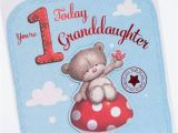 Granddaughters 1st Birthday Card 65 Popular Birthday Wishes for Granddaughter Beautiful