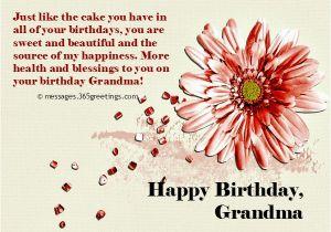Grandma Birthday Card Sayings Wishes For Grandparents 365greetings Com