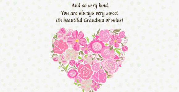 Grandma Birthday Card Sayings Grandma Happy Birthday Pictures Photos and Images for