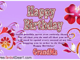 Grandma Birthday Card Sayings Happy Birthday Grandmother Quotes Quotesgram