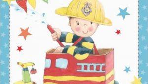 Grandson Birthday Cards Age 3 Fireman Grandson Age 3 Large Luxury 3rd Birthday Card Ebay