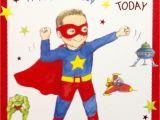 Grandson Birthday Cards Age 3 Grandson Age 4 4th Birthday Card Special Verse
