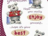 Grandson Birthday Wishes Greeting Cards 1st First Birthday Wishes Greetings Quotes for Grandson In