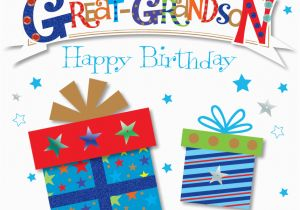 Grandson Birthday Wishes Greeting Cards Great Grandson Happy Birthday Greeting Card Cards Love